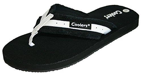 Coolers vrouwen teen post Flip Flop zwembad strand schoen sandaal grootte 3-8