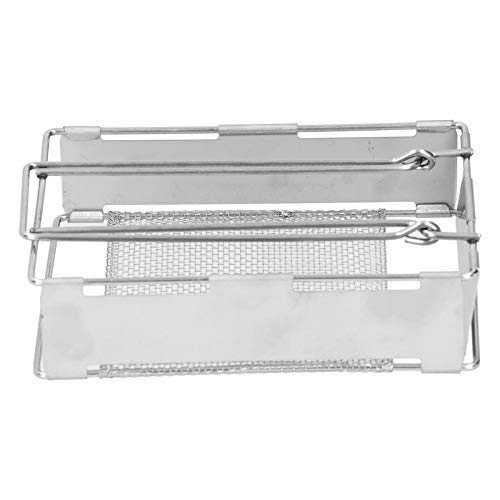 Camping Toaster Rack, Handheld Bread Toaster, Foldable Portable for Camping Hiking