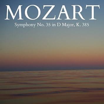Mozart - Symphony No. 35 in D Major, K. 385