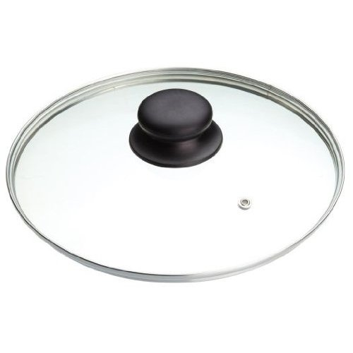 Master Class - Tapa de cristal para cacerola/sartén (28 cm)