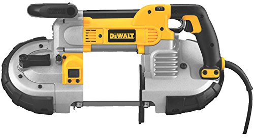 DEWALT Portable Band Saw, Deep Cut, 10 Amp, 5-Inch (DWM120)