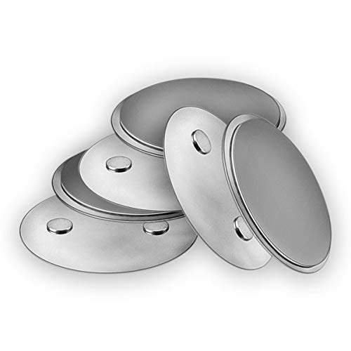 GEV 3361 Magnethalterung Universal 3er Set, Silber