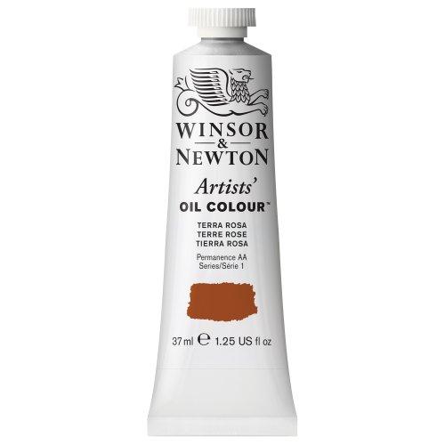 Winsor & Newton–Colore ad Olio, 37ml, per pittura Rouge de Pouzolles