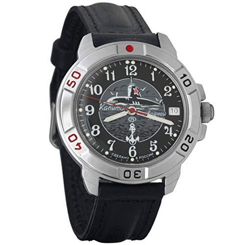Vostok America - Herren -Armbanduhr- 431831