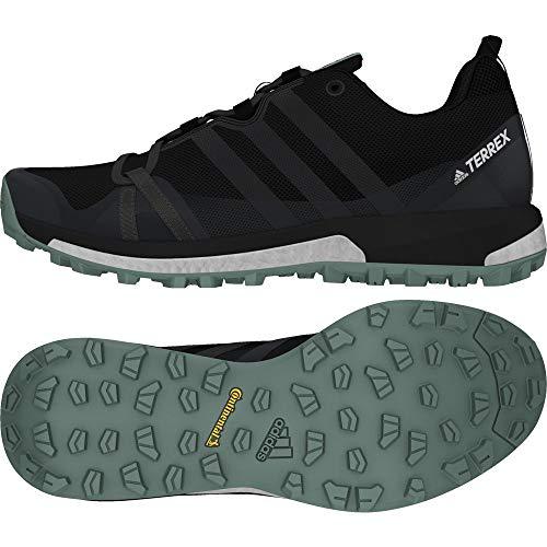 adidas Damen Terrex Agravic Trail Traillaufschuhe, Schwarz (Negbas/Gritre/Vercen 000), 40 EU