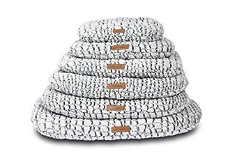 M-PETS Snake Oval Coussin pour Chien 85 x 55 cm Taille L