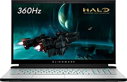 Dell Alienware M17 R4 17.3' (Latest Model) Intel Core I9-10980HK(8-CORE) 1.5TB PCIe SSD 32GB RAM FHD (1920x1080) 360HZ GSYNC NVidia RTX 3080 16GB Win 10 Home (Renewed)