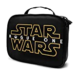Star Wars 1 化粧ポーチ メイクボックス 高品質 機能的 大容量 防水 仕切り 化粧ポーチ メイクブラシバッグ 収納ケース スーツケース 多機能 旅行用 おしゃれ 持ち運び 收納抜群 メイクポーチ