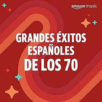 Grandes éxitos españoles de los 70
