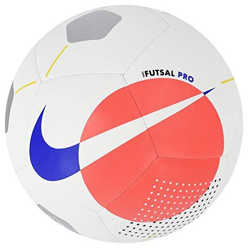 Nike Pro Futsal Ball - White-Crimson-Blue PRO
