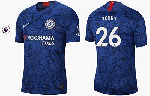 FC Chelsea Trikot Herren 2019-2020 Home PL - Terry 26 (S)