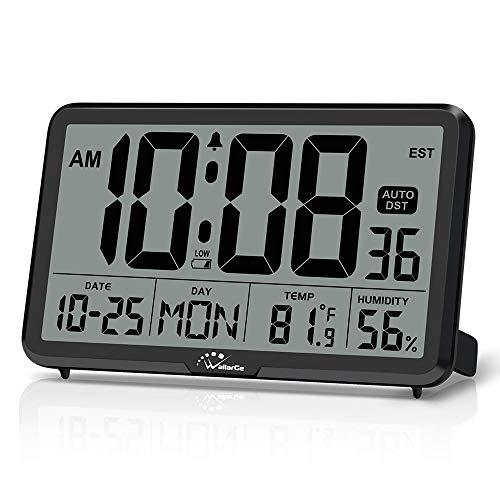 WallarGe Digital Wall Clock