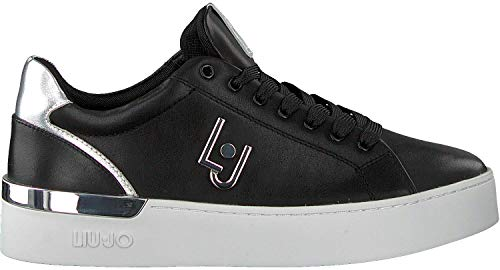 Liu Jo Sneaker Low Sylvia 01 Schwarz Damen - 39 EU