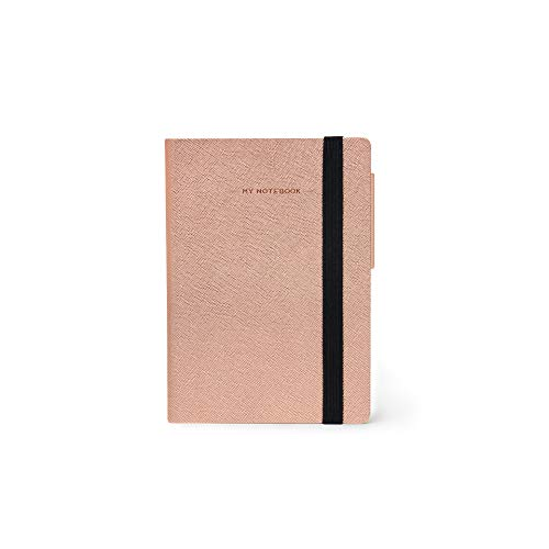 Legami - Cuaderno My Notebook Dotted Rose Gold