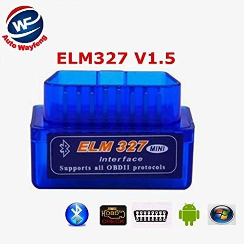 Auto Wayfeng WF® Mini ELM327 V2.1 Bluetooth HH OBD erweiterte OBDII OBD2 ELM 327 Auto-Auto-Diagnose-Scanner Codeleser Scan-Tool heißer
