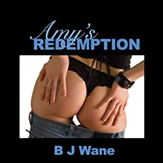 Amy's Redemption audiobook cover art
