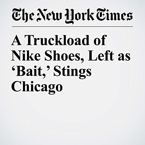 A Truckload of Nike Shoes, Left as 'Bait,' Stings Chicago copertina