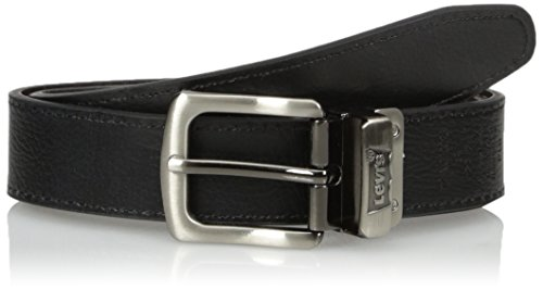 Levi's Big Boys Levi's Boys Reversible Belt With Contrast Stitch, Brown/black, S