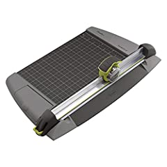 """EASYBLADE INDICATOR – Hardworking trimmer has a built-in blade wear indicator. It changes from green to red, letting you know it's time to change the blade. 12"""" CUTTING LENGTH – 12"""" cutting length handles everything from everyday trimming to challeng..."""