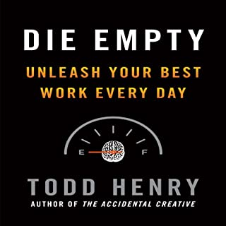 Die Empty audiobook cover art