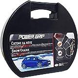 POWER GRIP, Catene da Neve Auto 9 mm, Misura 120, Omologate TUV e GS Onorm,...