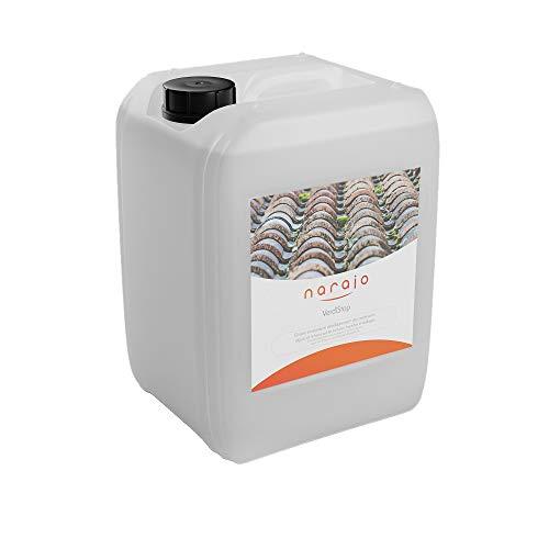NARAJO® - Destructeur Verdissure - Prêt à lEmploi - Application Simple - Produit de Qualité Professionnelle - 20L