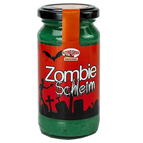 Zombie Schleim Senf - süßer Senf, 200ml Glas