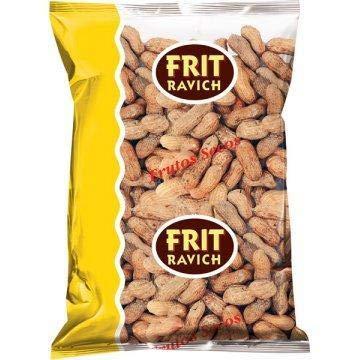 Cacahuete Con Cascara Tostado | Frit Ravich | 1 Kg