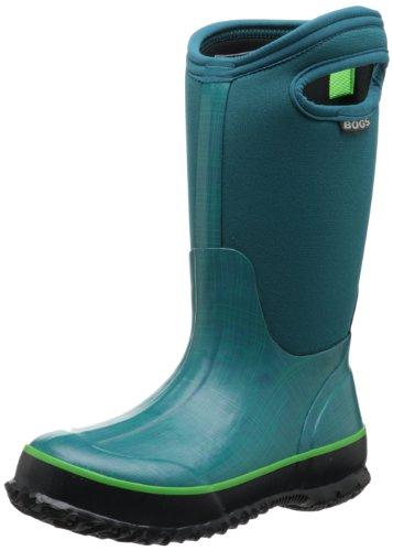 Bogs Classic High Linen Waterproof Boot (Toddler/Little Kid/Big Kid)