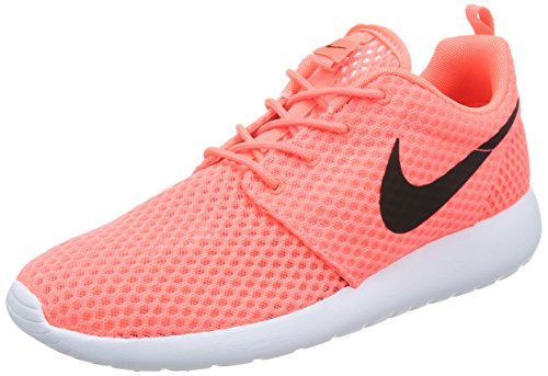 Nike Roshe One BR Breathe Breeze Sneaker Orange, Schuhgröße:EUR 45.5