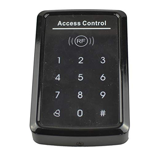 TOPENS TC175P Touch Panel Wired Keypad Code 12V 24V DC for Automatic Driveway Gate Opener Access Control Systems