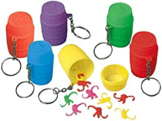 Amscan 396708 Keychains Party Supplies, 2