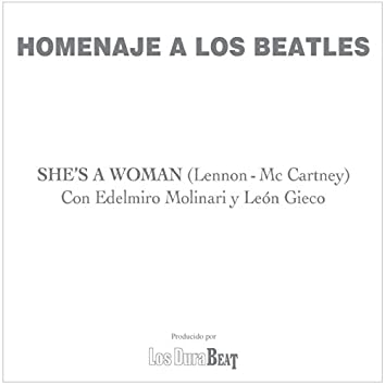 She's a woman (The Beatles)