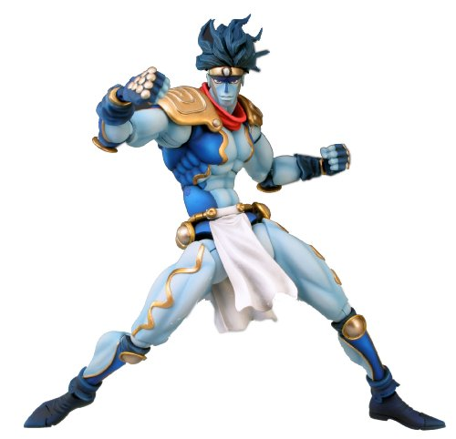 Medicos JoJo's Bizarre Adventure: Part 3--Stardust Crusaders: Star Platinum Second Super Action Statue