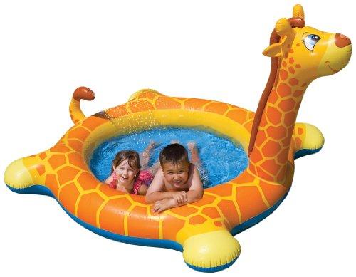 Intex 57434NP - Piscina per bambini a forma di giraffa