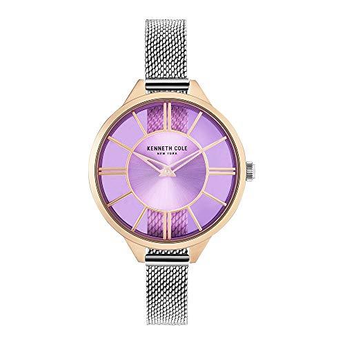 Kenneth Cole New York KC50538002 - Reloj de pulsera para mujer