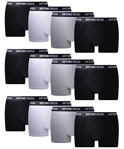 FM London heren hipster Fitted Boxer