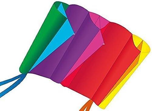 WindFoil Nylon Frameless Kite (Rainbow) by X-Kites