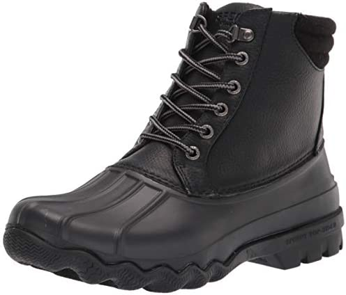 Sperry Top Sider Men s Avenue Duck Boot Black 11 product image