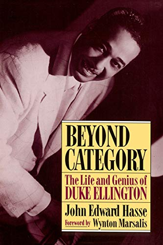 Beyond Category: The Life And Genius Of Duke Ellington Duke Ellington Music Book