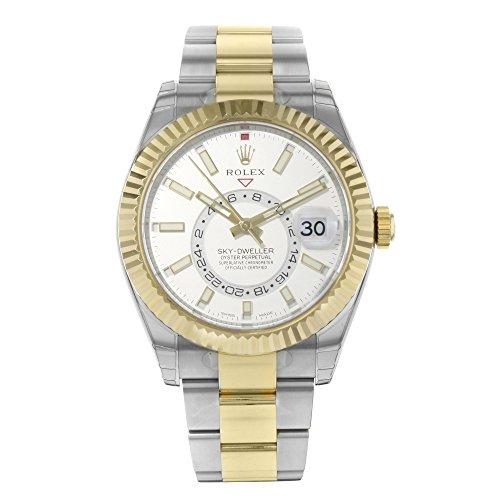 Rolex Sky-Dweller Men's Watch 326933