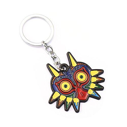 Majora's Mask Keychain Cosplay Costume Accessories