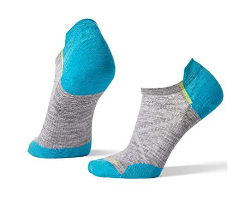 Smartwool Wool Performance Low Cut Socks - Women's PhD Cycle Ultra Light Micro LIGHT GRAY M