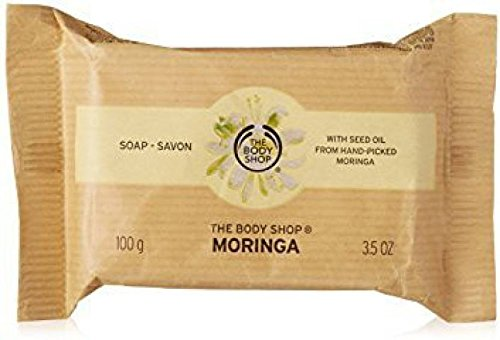 The Body Shop Moringa Seife (100g)