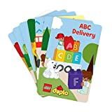 Yoto Children Friendly Audio Story Card – Lego DUPLO - A is for Alphabet Audiobook for Kids for Yoto Player and Yoto App – Toy for Boys and Girls Age 0-5 Years Old