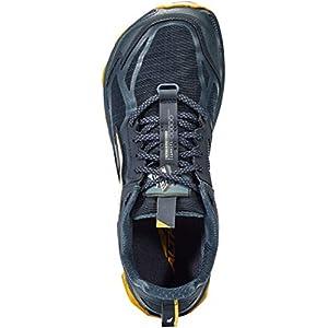 ALTRA Men's AL0A4PE5 Lone Peak 4.5 Trail Running Shoe, Carbon - 10 M US