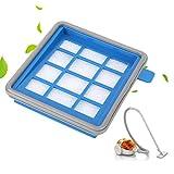 Omabeta Filtro Duradero Aspiradora Filtro de Esponja Filtro de aspiradora Filtro de Aire Aspiradora para el hogar