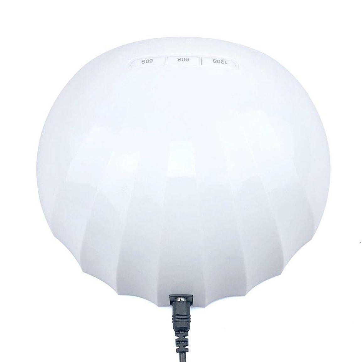 ネイルドライヤー36ワットuvライトネイルドライヤー太陽ledランプネイル用ゲルポリッシュ硬化ダブルパワーネイルアートツール、画像としての色