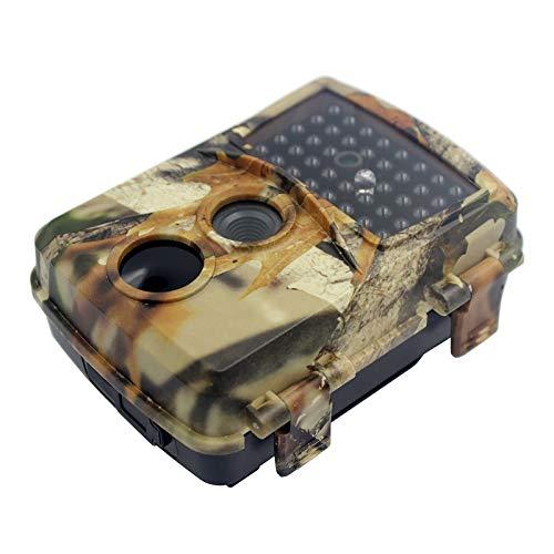 Wildlife Kamera Trail Spiel-Kamera PR600 Wildlife Überwachung Mini-Außenkamera 12 Million Feld Infrarot-Induktions-Kameras Nachtsicht-Kamera