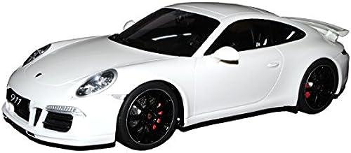 GT Spirit Porsche 911 991 Carrera S Coupe Aerokit Cup Weißs Ab 2011 Nr 022 1 18 Modell Auto mit individiuellem Wunschkennzeichen
